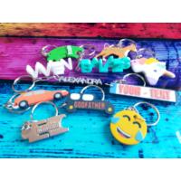 Custom key rings - 3D printed